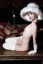 Lady by latexa