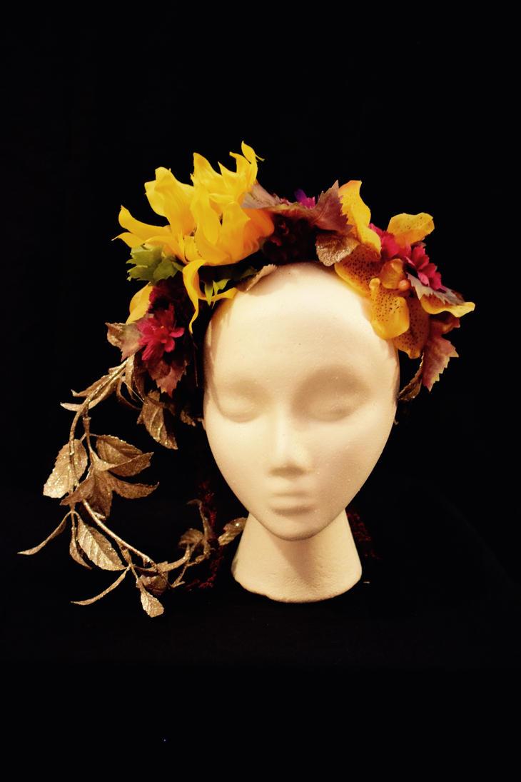 Hippie Flower Crown I By Berkleydown On Deviantart