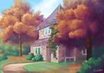 Little Autumn House