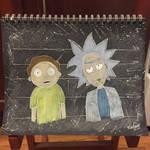 Rick And Morty Mugshot