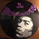 Jimi Hendrix by KeitimariArt