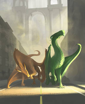 City Dragons