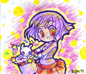 Bunny Surprise by Keigankun