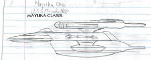 Mayuka Class Paper Drawing V1