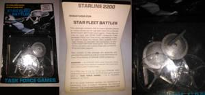 Starline 2200 Starfleet Frigate