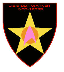 Dot Warner Class Mission Patch