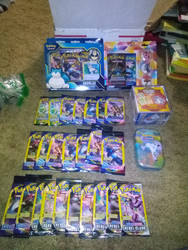 Pokemons from my Father :)