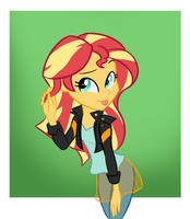 Sunset Shimmer by LordFunkyFist