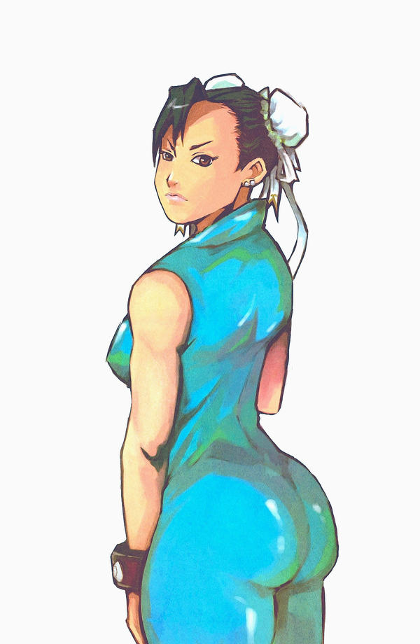 CHUNLI by Tristo