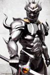 Cecil Harvey Dark Knight 01