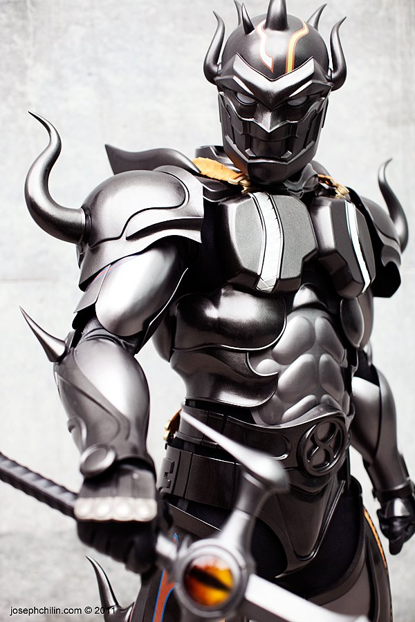 Cecil Harvey Dark Knight 01 by NealBomBad