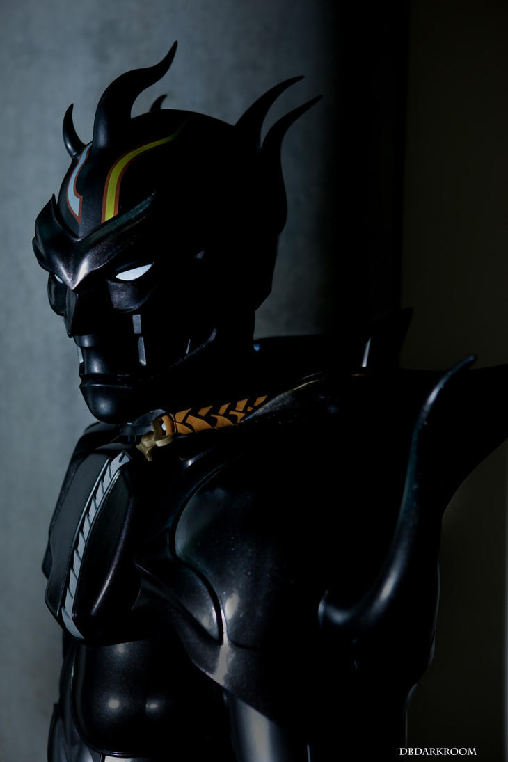 Cecil Harvey Dark Knight 07 by NealBomBad