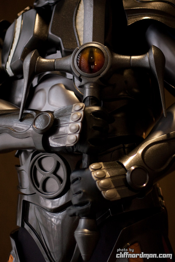 Cecil Harvey Dark Knight 09 by NealBomBad