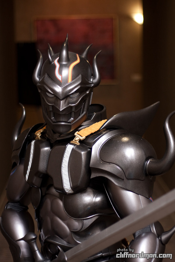 Cecil Harvey Dark Knight 10 by NealBomBad