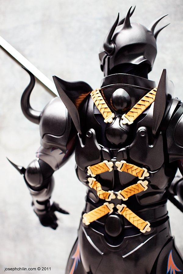 Cecil Harvey Dark Knight 12 by NealBomBad
