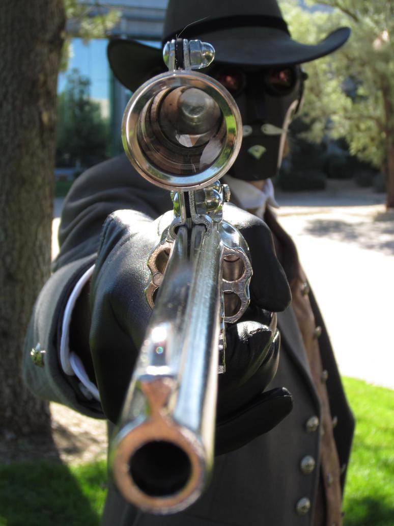 Gun Slinger 04 by NealBomBad