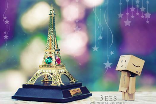 Paris dreams ...