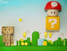 Mario land cuteness ... by aoao2