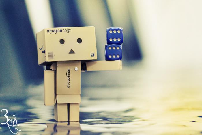 Danbo, El robot de carton