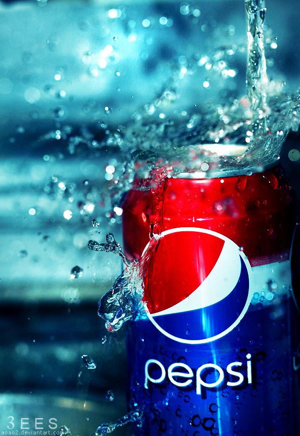 Pepsi splash ... by aoao2