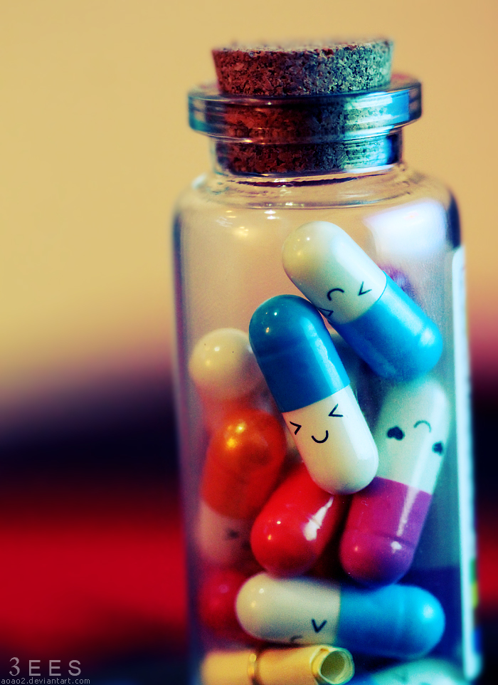 Cute capsules ... by aoao2 on DeviantArt