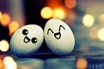 In love ...