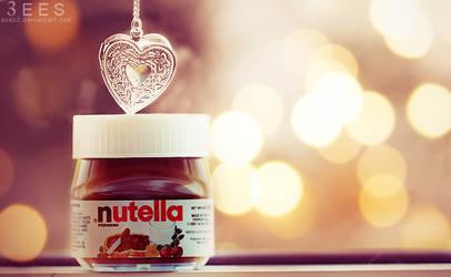 Mini Nutella .. by aoao2