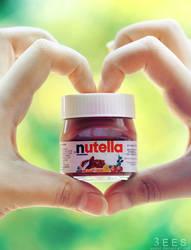 I HEART Nutella ...