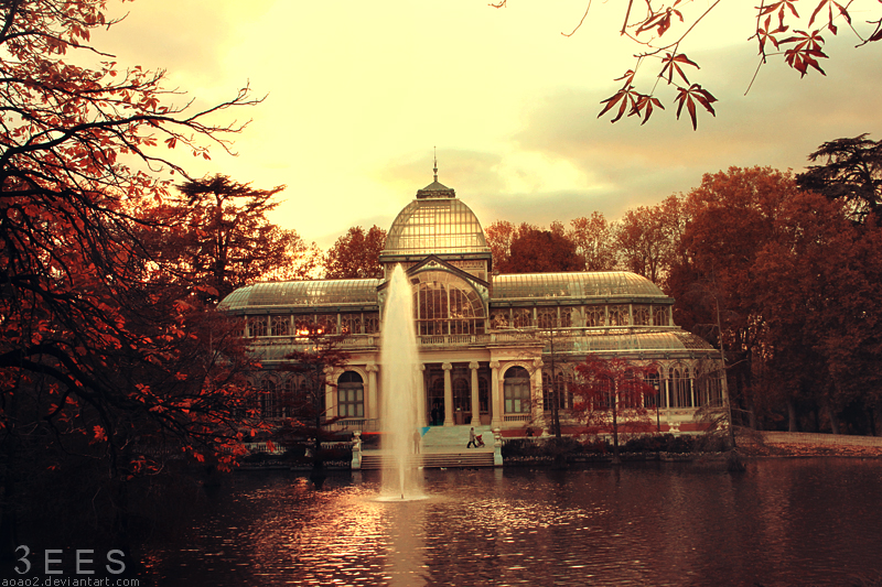 Crystal palace ... by aoao2