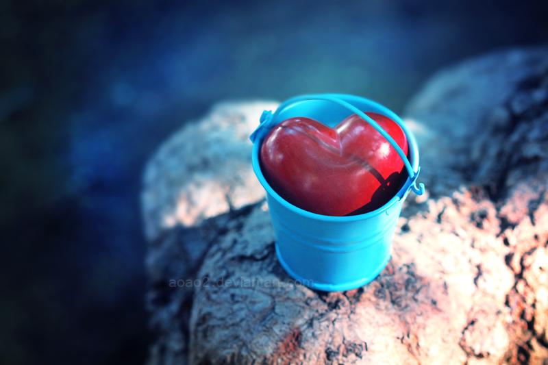A lost heart ... by aoao2