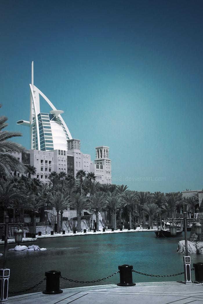 Dubai ... by aoao2