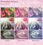 Photoshop Magical Actions