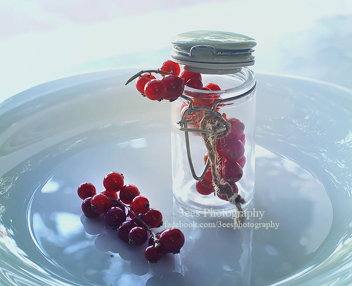 berries in a jar by aoao2