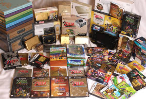 The Legend of Zelda Collection