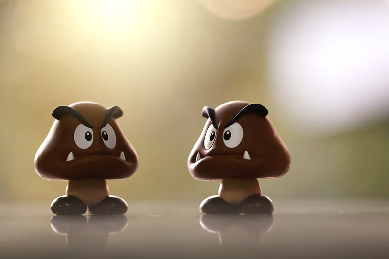 Goombas by aoao2