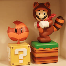 Tanooki Mario By First4figures
