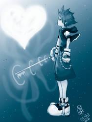 KH - Sora 2 by HikariAiSuri
