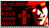 Alucard Stamp by Rainbow-Beanicorn