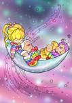 Rainbow Brite Coloring Page