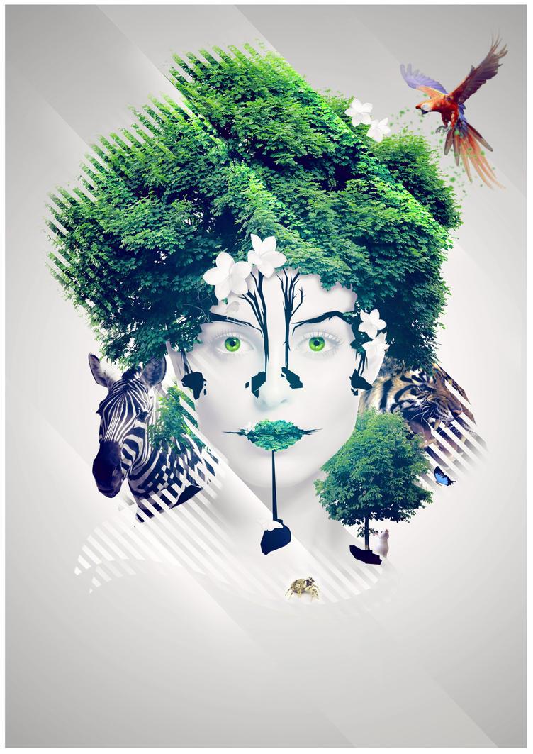 Humannature by MalakaiDesign