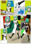 Bulma Robot Maid. Commission