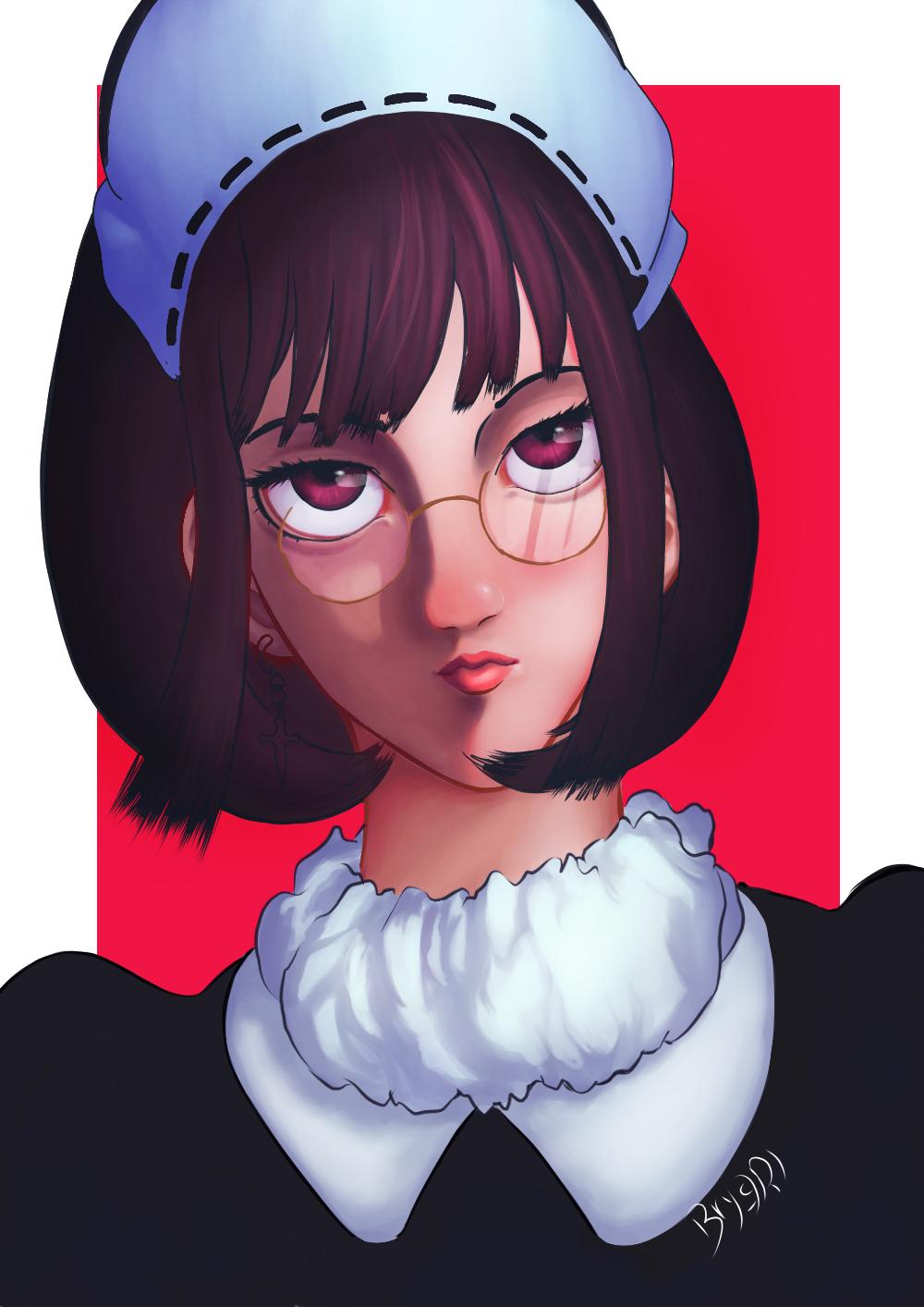 Maid Portrait