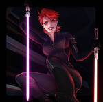 Gift commission 2 of 2: Sith Assassin Vireth.