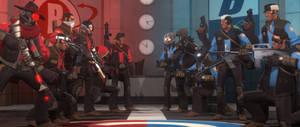 Team Standoff