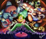 Kirby Squeak Squad: Plot Summary