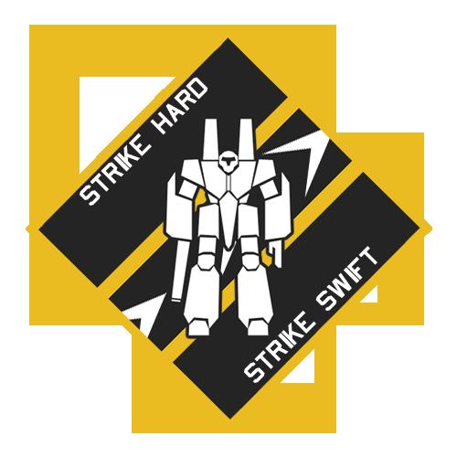Blackburn's Raiders Medium Strike Insignia by Viereth