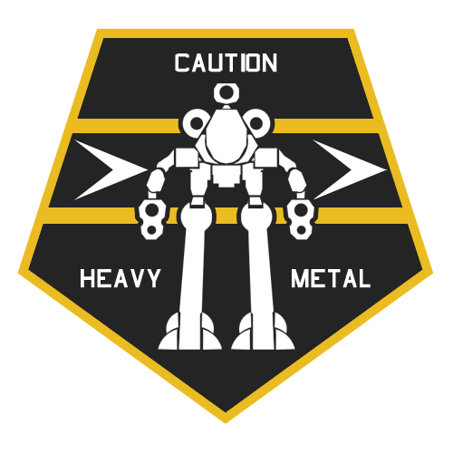 Blackburn's Raiders Heavy Support Insignia by Viereth