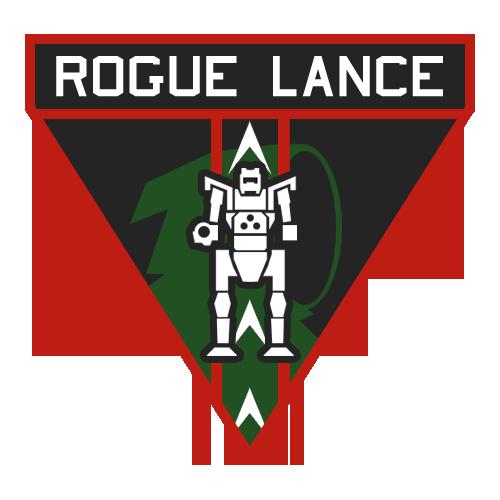 Blackburn's Raiders Rogue Lance Insignia by Viereth