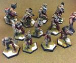 2nd Tikonov Republican Guards (Conjectural camo)