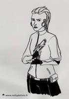 InkTober #5 by LaSentinelle